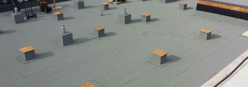 Installation de toiture