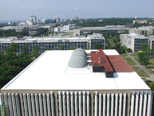 couvreur toit plat