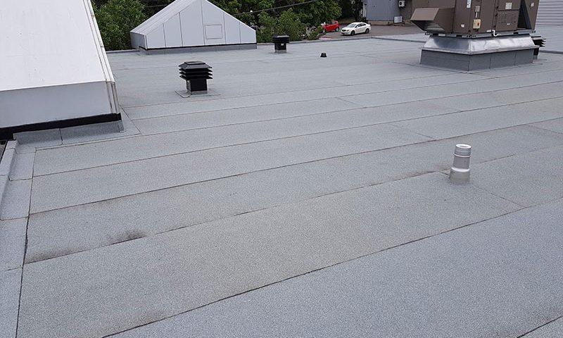 entretien toiture industrielle
