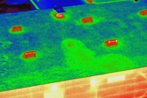 Inspection thermographique