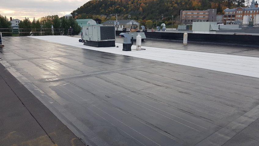 choisir membrane toit plat
